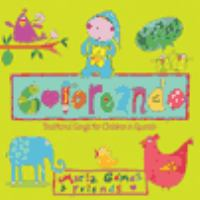 Coloreando : [traditional songs for children in Spanish]