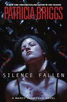Silence Fallen by Patricia Briggs (Mercy Thompson #10)