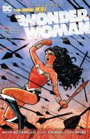 Wonder Woman: Volume 1 (New 52): Blood by Brian Azzarello