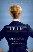 The list : a novel