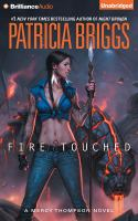Fire Touched by Patricia Briggs (Mercy Thompson #9)