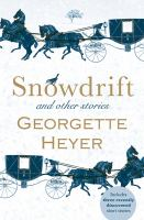 Snowdrift : and other stories