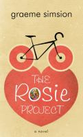 The Rosie Project by Graeme Simsion