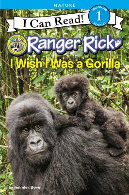 I wish I was a gorilla