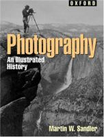 Photography : an illustrated history