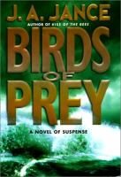 Birds of prey : a novel of suspense