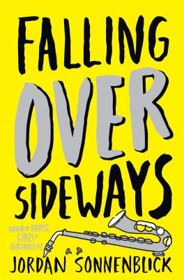 Falling over sideways