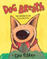 Dog breath! : the horrible trouble with Hally Tosis