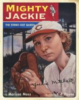 Mighty Jackie :  the strike-out queen