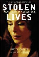 Stolen lives :   twenty years in a desert jail