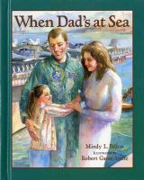 When Dad's at sea