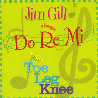 Jim Gill sings Do Re Mi on his toe leg knee