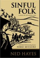 Sinful folk : a novel of the Middle Ages