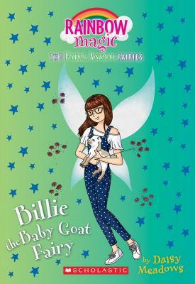 Billie the baby goat fairy