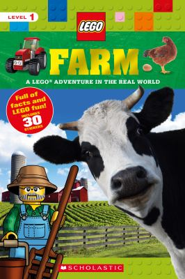 Farm : a LEGO adventure in the real world