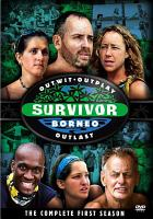 Survivor. [The complete first season], Borneo