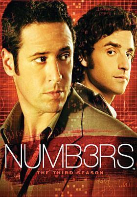 Numb3rs. Season 3, Disc 1