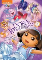 Dora the Explorer. Dora in wonderland