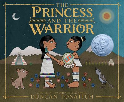 The princess and the warrior : a tale of two volcanoes