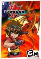 Bakugan vol 1 - battle brawlers