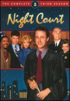 Night court. The complete third season