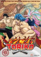 Toriko. Part 02, Episodes 14-26