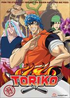 Toriko. Part 04. Episodes 39-50