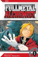 Fullmetal alchemist. Volume 1, The land of sand