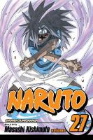Naruto. Vol. 27, Departure