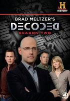 Brad meltzer's decoded - season 2