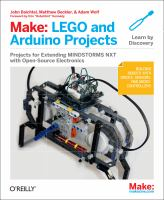 Make-- LEGO and Arduino projects
