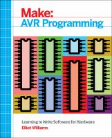 Make : AVR programming