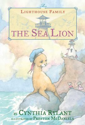 The lighthouse family. The sea lion