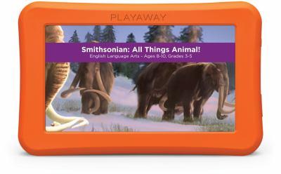 Smithsonian : all things animal! English language arts.