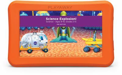 Science explosion! Science.