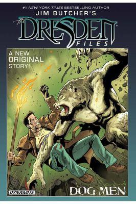 Jim Butcher's The Dresden files. Dog men Volume 1