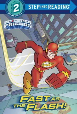 Fast as the Flash!