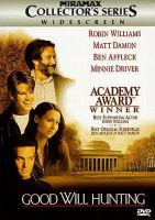 Good Will Hunting   [videorecording]