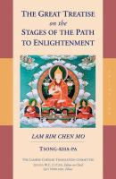 The great treatise on the stages of the path to enlightenment. Volume two