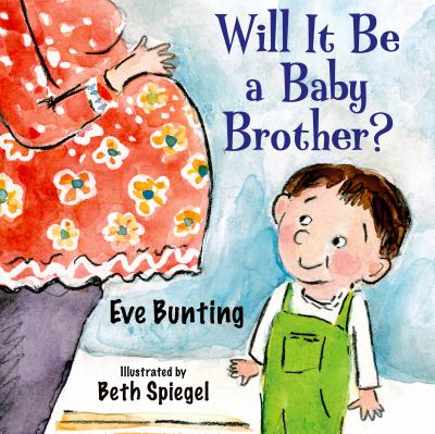 Will it be a baby brother