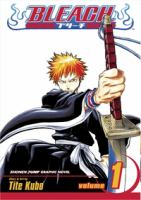 Bleach.  1,  strawberry and the soul reapers
