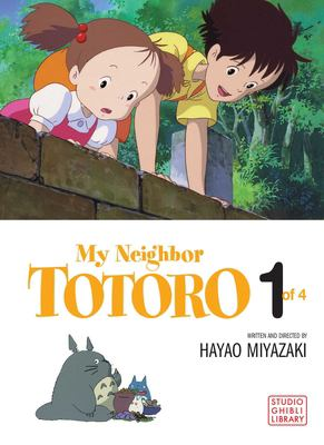 My neighbor Totoro.  1