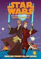 Star wars, clone wars adventures.  Volume 1