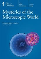 Mysteries of the microscopic world