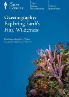 Oceanography exploring earth's final wilderness