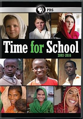 Time for school : 2003-2016