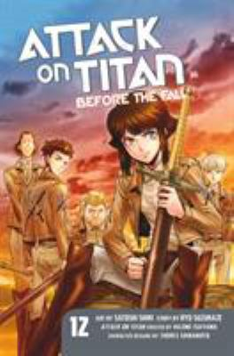 Attack on Titan. Before the fall, 12