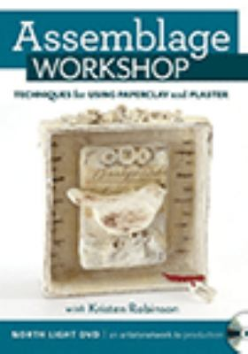 Assemblage workshop. Techniques for using paperclay and plaster