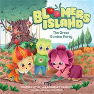 Bloomers Island : the great garden party