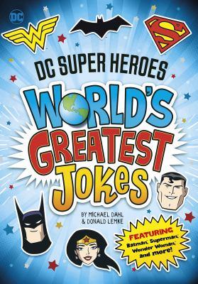 DC super heroes : world's greatest jokes
